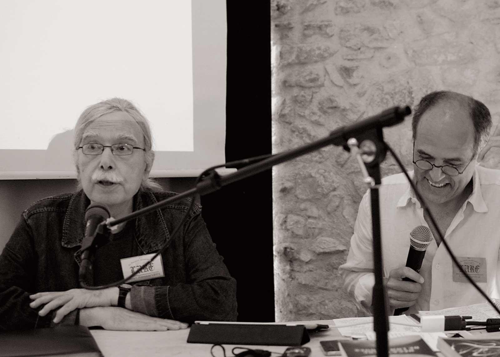 Jean Alessandrini, Olivier Nineuil.