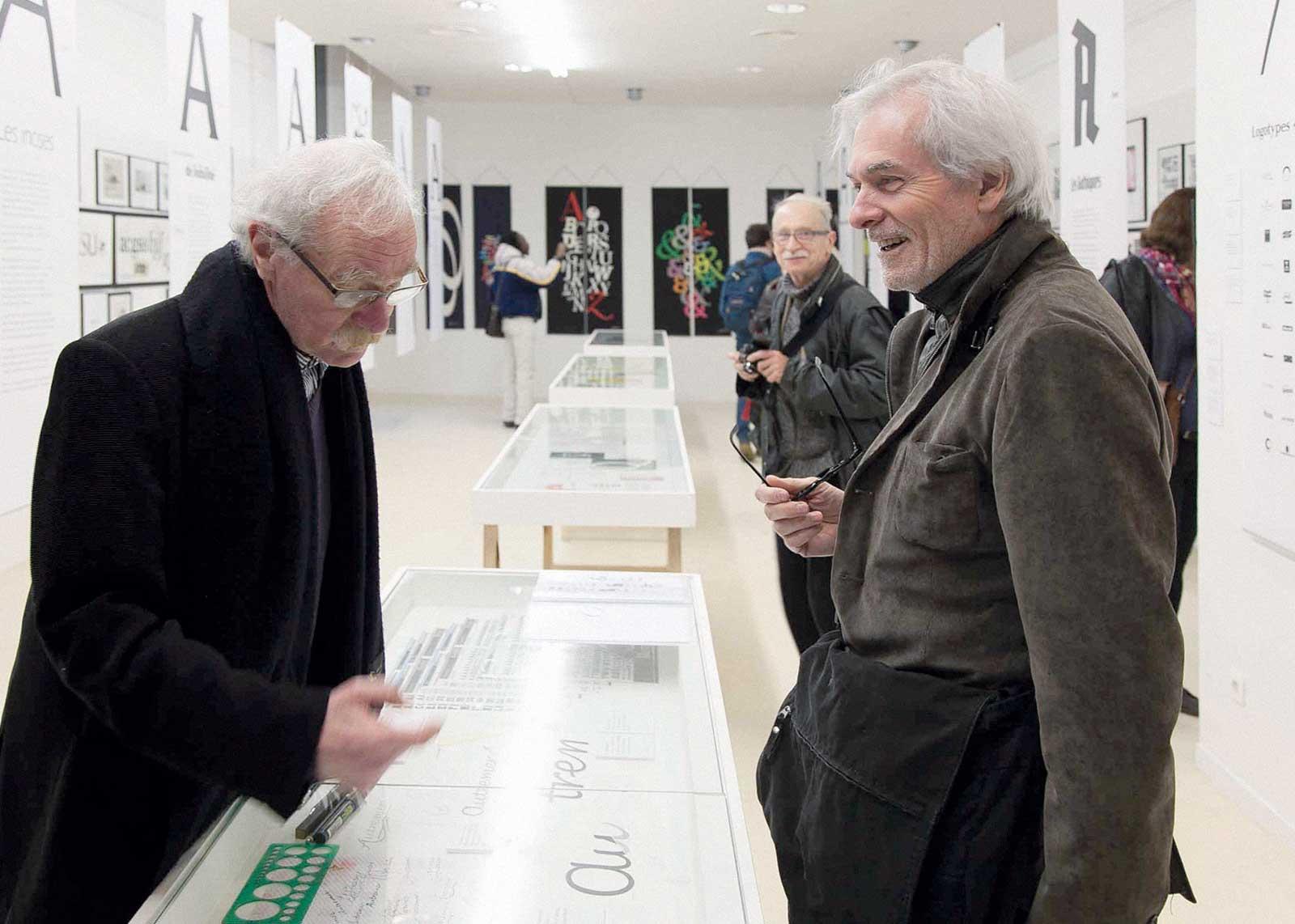 Albert Boton, Bernard Mandin, Alain Doré (photo Denis Patouillard).