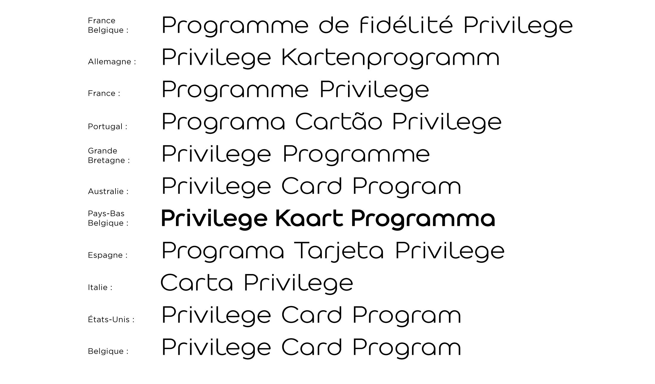 Europcar typofacto - Programme de fidelite ...